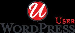 Logo WordPress User