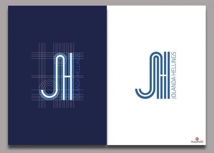 Instagram presentatie Logo Jolanda Hellings
